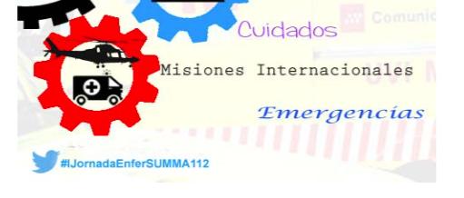 I JORNADA DE ENFERMERÍA SUMMA 112 – SUMMAndo CUIDADOS