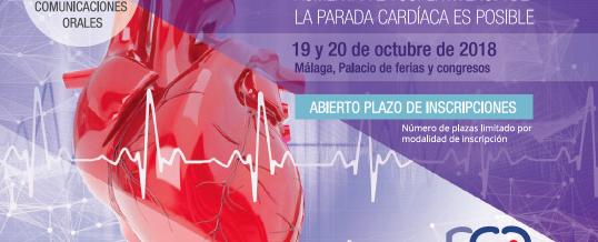 Málaga acogerá el 2º Congreso Nacional del Consejo Español de RCP