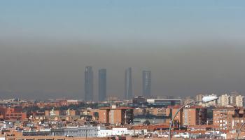 La alta contaminacion genera saturacion en los Servicios de Urgencias