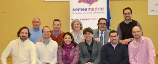 Proclamada la nueva Junta Directiva de SEMES Madrid encabezada por la Dra. Carmen del Arco
