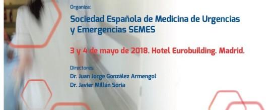 Madrid reúne a 200 urgenciólogos para tratar de los distintos aspectos de la Gestión en los Servicios de Urgencias