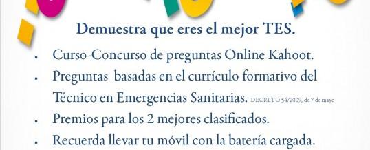 I Concurso Quiz para TES de SEMES Madrid