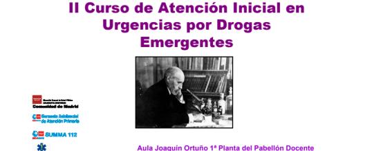Atencion Inicial en Urgencias por Drogas Emergentes – II edición