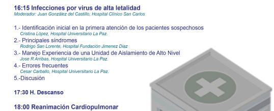 JORNADAS SEMES-MADRID DE URGENCIAS Y EMERGENCIAS