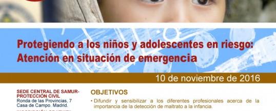 IV Jornada sobre atención al maltrato infantil