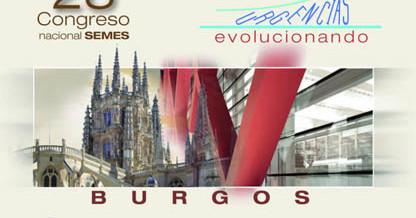 Congreso Nacional SEMES 2016 en Burgos