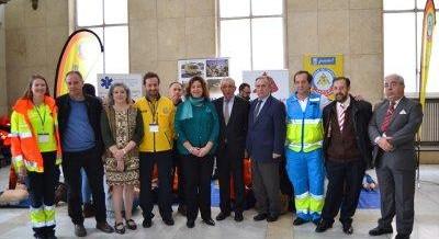 Las primeras Jornadas de Urgencias y Emergencias de Madrid reúnen a más de 900 participantes