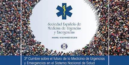 3ª Cumbre sobre el Futuro de la Medicina de Urgencias y Emergencias en el Sistema Nacional de Salud