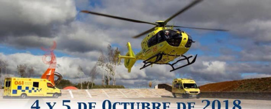 1er SIMPOSIO AEROTRANSPORTE MEDICALIZADO de SEMES