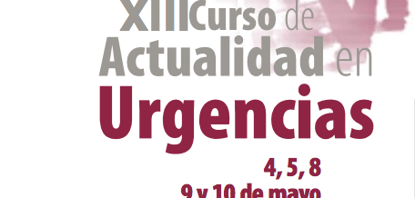 Abierta inscripcion al XIII Curso de Actualidad en Urgencias del Hospital Clinico
