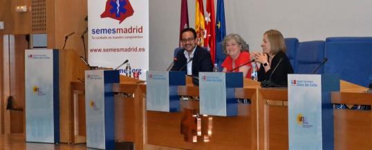 SEMES Madrid, organiza la primera Jornada de Enfermería de Urgencias  de la Comunidad de Madrid