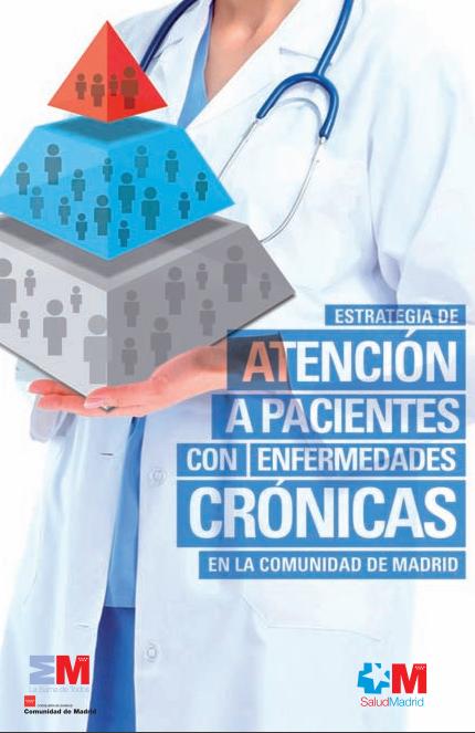 estrategia cronicos MAdrid