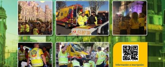 Jornadas Municipales sobre Catástrofes 2017 SAMUR-PC